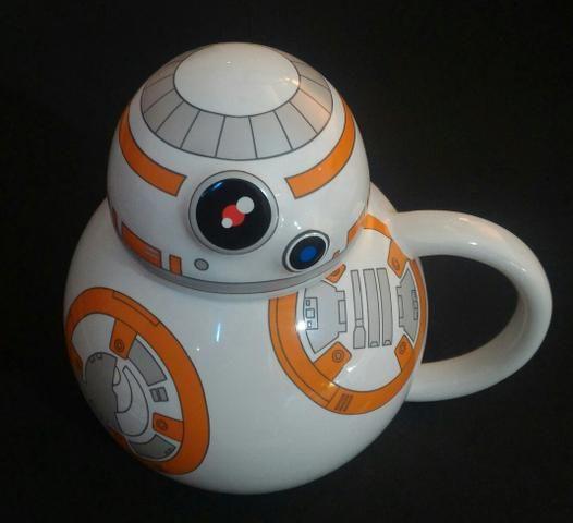 Caneca BB-8 Star Wars Original Disney