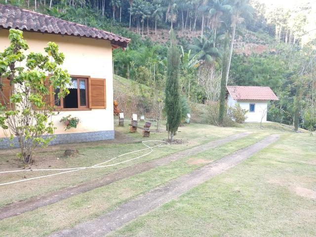 Sítio 8 hectares fim de linha em Paraju Domingos Martins - Foto 8