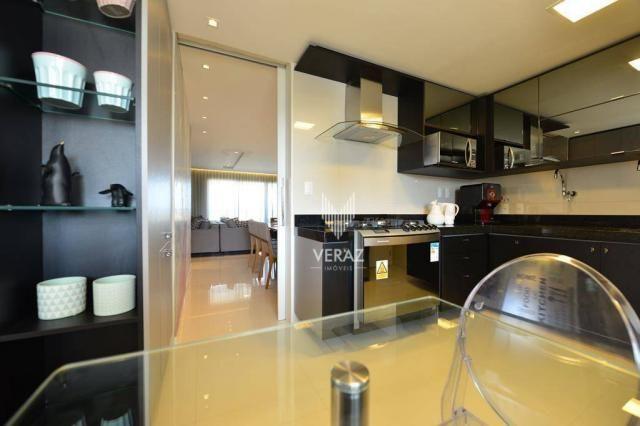 Apartamento com 4 dormitórios à venda, 152 m² por r$ 1.400.000,00 - varjota - fortaleza/ce - Foto 8