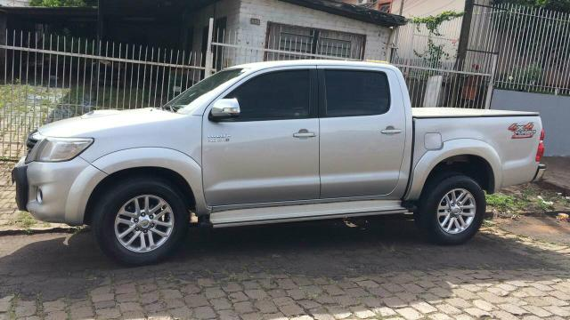 Toyota Hilux SRV 2014 mais nova do site