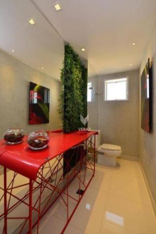 Apartamento com 4 dormitórios à venda, 152 m² por r$ 1.400.000,00 - varjota - fortaleza/ce - Foto 7