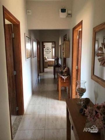 Casa com 6 dormitórios à venda, 380 m² por R$ 1.350.000 - Jardim Grécia - Porto Rico/PR - Foto 11