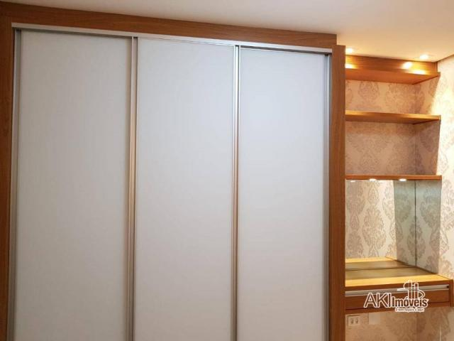 Apartamento com 2 dormitórios à venda, 67 m² por r$ 310.000,00 - centro - cianorte/pr - Foto 14