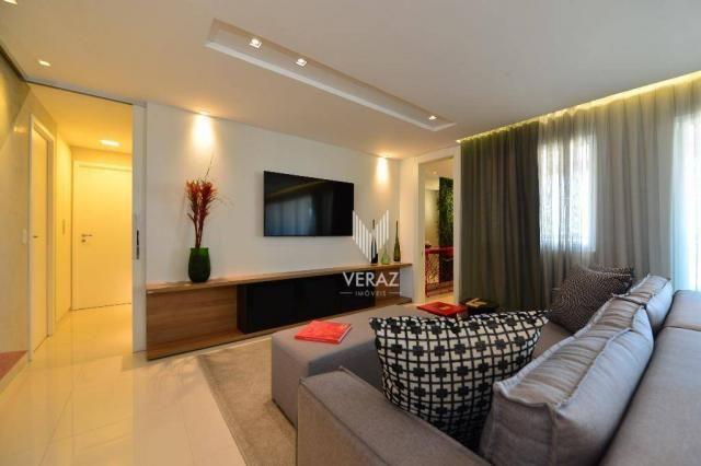 Apartamento com 4 dormitórios à venda, 152 m² por r$ 1.400.000,00 - varjota - fortaleza/ce - Foto 2