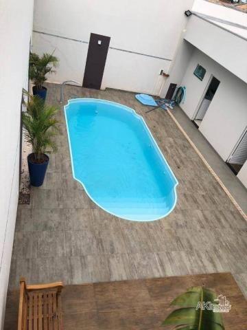 Casa de alto padrão com 3 dormitórios à venda, 198 m² por R$ 600.000 - Residencial Atlânti - Foto 3