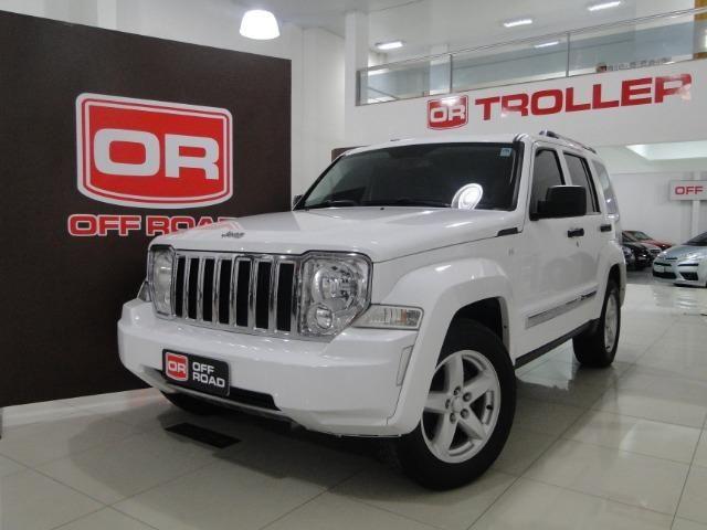 Jeep Cherokee Limited 3.7 4x4 V6 12V Aut