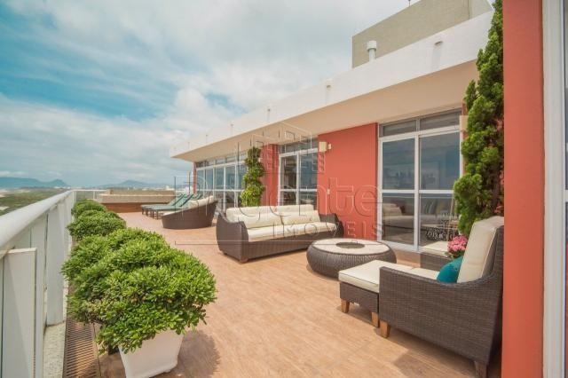Apartamento à venda com 4 dormitórios em Campeche, Florianópolis cod:79155 - Foto 3