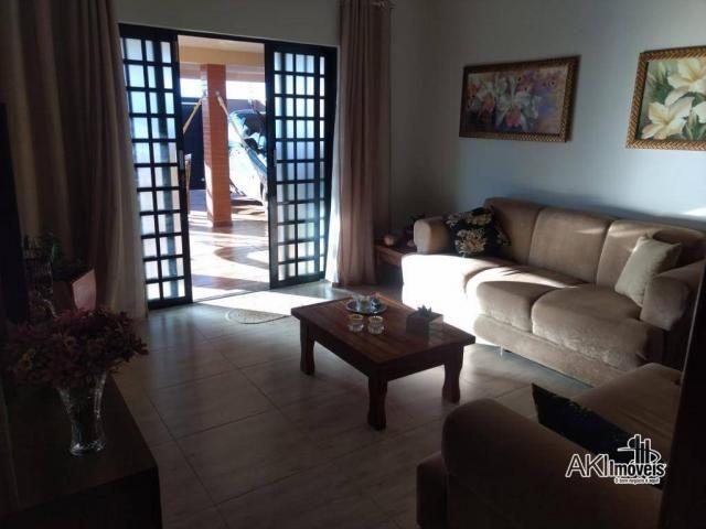 Casa com 6 dormitórios à venda, 380 m² por R$ 1.350.000 - Jardim Grécia - Porto Rico/PR - Foto 14