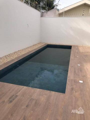 Casa com 3 dormitórios à venda, 256 m² por r$ 1.400.000,00 - jardim guaporé - maringá/pr - Foto 13