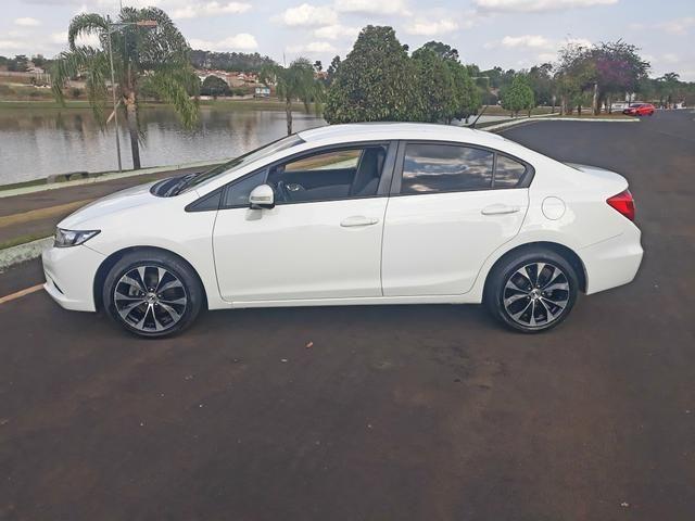 Honda Civic LXR ano 15/16