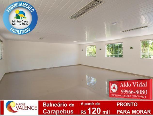 ARV143- Apto 2Q Entrada 0 no M.Casa Minha Vida, Próximo as Praias da Serra - ES