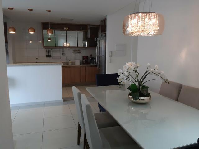 Vendo apartamento 94 m2 completo de planejados