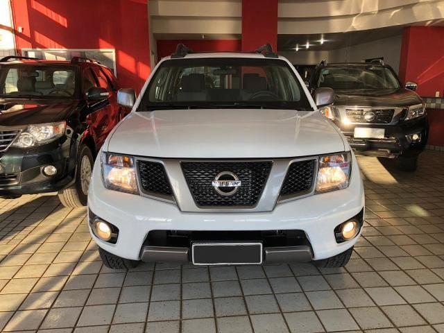 Nissan Frontier SV ATtaCK 2.5TDI(190CV)_1DonO_88MKM_4X4_ExtrANovA_LacradAOriginaL_Placa A_ - Foto 17