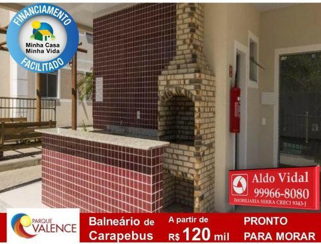 ARV142- Zero do Entrada, em Praia Balneário Carapebus com M.Casa Minha Vida. - Foto 12