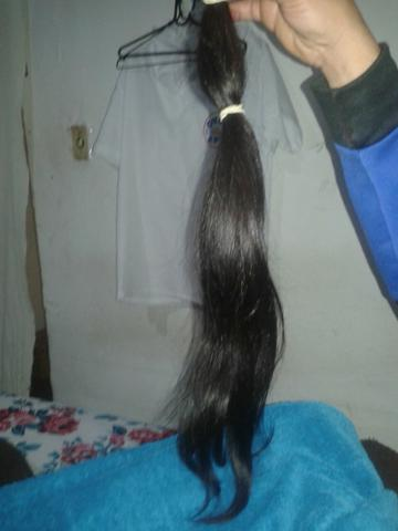 Vendo cabelo humano sem química - Foto 2