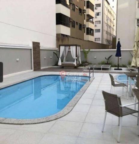 Apartamento com 3 dormitórios para alugar, 131 m² por R$ 500,00/dia - Centro - Balneário C - Foto 16