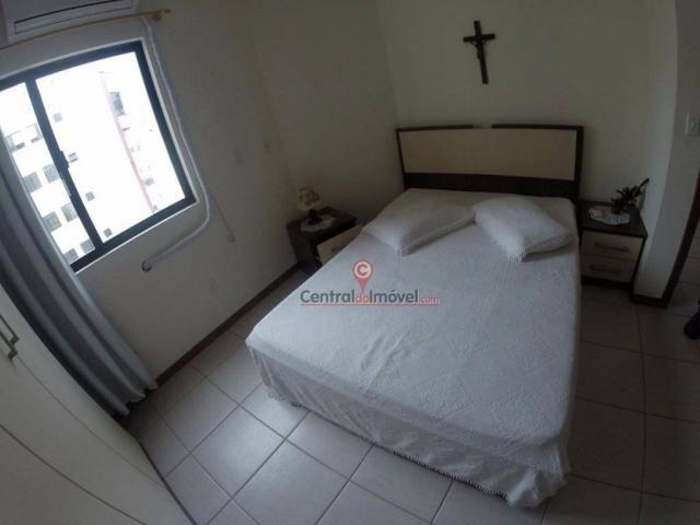 Apartamento com 3 dormitórios para alugar, 131 m² por R$ 500,00/dia - Centro - Balneário C - Foto 5
