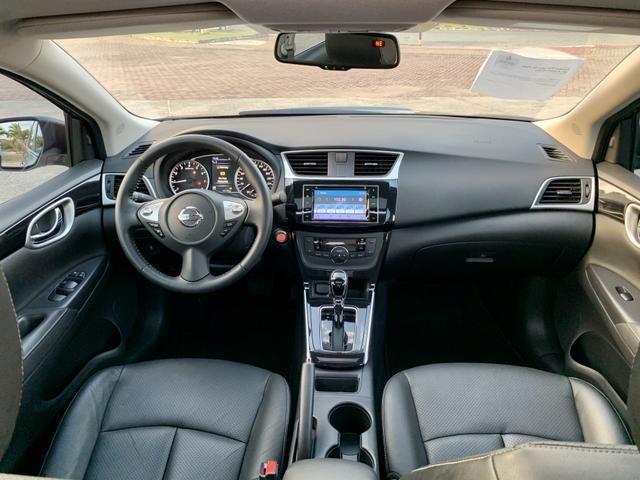 Nissan Sentra 2.0 Sl 16V. FlexStart 4P. Automático.2018/2019 - Foto 4