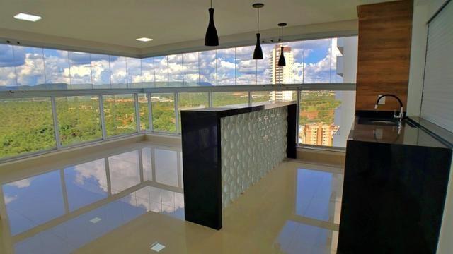 Apartamento 3 Suítes, 216 m², 1 por andar na 404 Sul - Urban Soberano - Foto 4