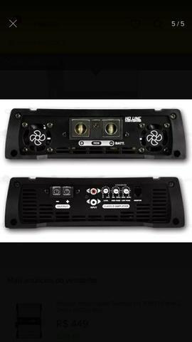 Módulo Amplificador Taramps HD5000 - Foto 4