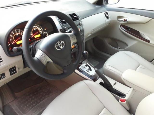Toyota corolla 2013 2.0 altis 16v flex 4p automÁtico - Foto 6