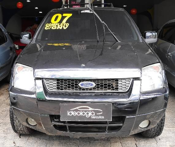 Ford Ecosport XLT 1.6 c/GNV 2007 Completo