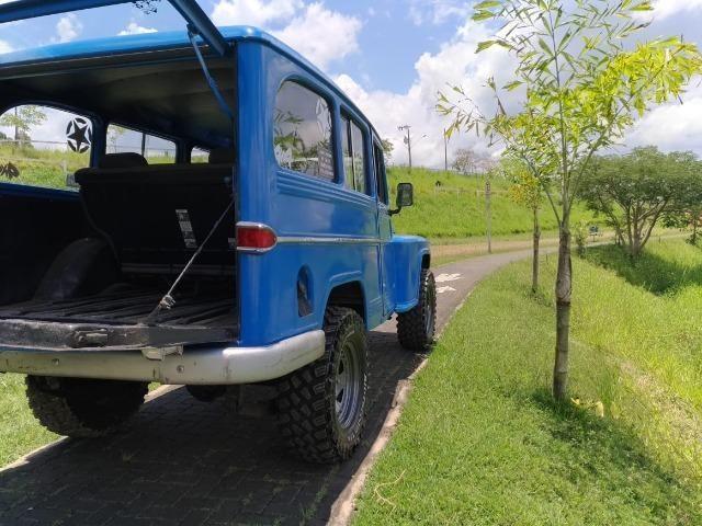 Rural Willys 4x4 - Foto 5