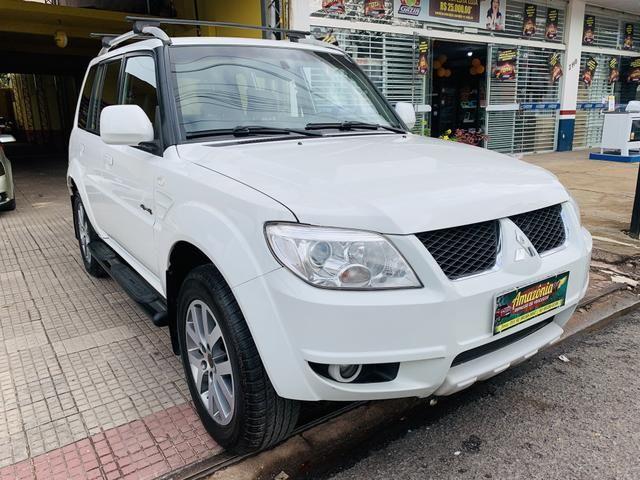 PAJERO TR4 2013 FLEX 4x4.NA AMAZÔNIA REPASSE