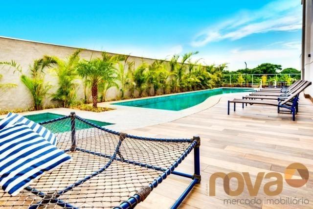 Apartamento à venda com 4 dormitórios em Setor marista, Goiânia cod:NOV235819 - Foto 14