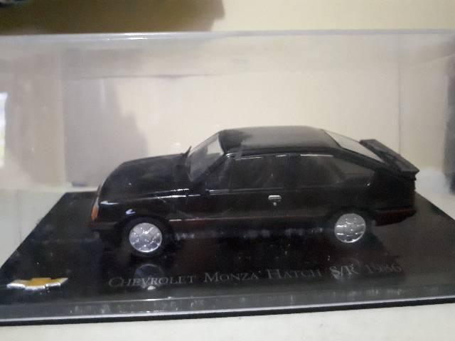 Miniatura GM Monza SR Chevrolet Collecction
