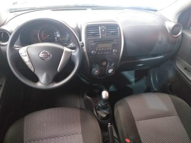 Nissan March 2019 Sv 1.6 com transferência grátis!! Entregamos na sua residência!! - Foto 2