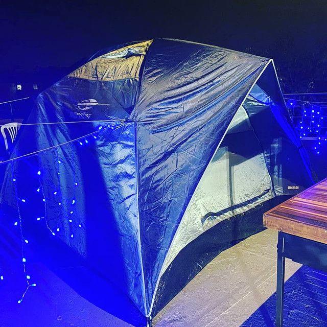 Aluguel de barraca para acampar  - Foto 2