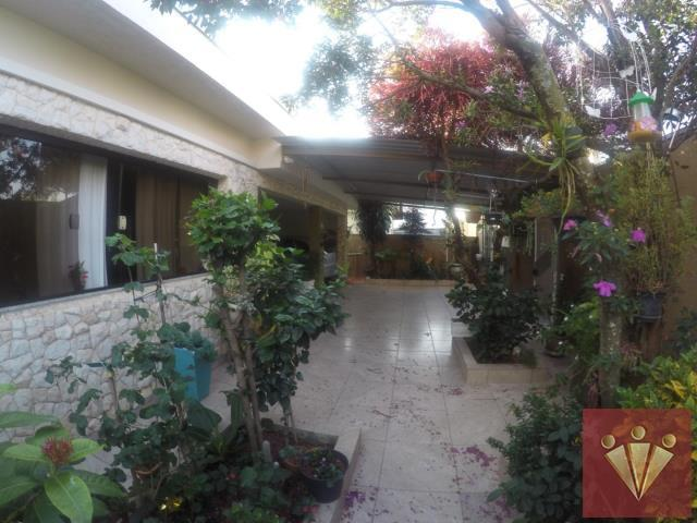 Casa com 3 dormitórios à venda por R$ 800.000 - Jardim Santo Antônio - Mogi Guaçu/SP