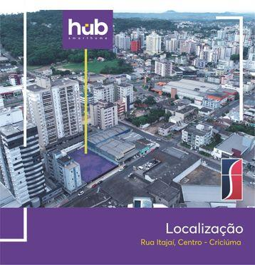 Apartamento Studio - Investimento Centro de Criciúma - Foto 14