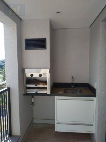 Apartamento com 1 dormitório para alugar, 44 m² por R$ 1.200/mês - Jardim Redentor - São J - Foto 8