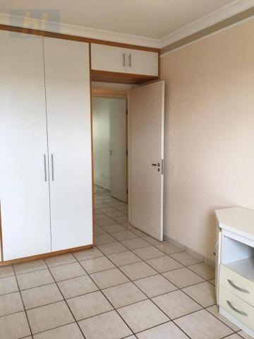 Apartamento com 3 dormitórios para alugar, 129 m² por R$ 1.500/mês - Vila Nossa Senhora de - Foto 6