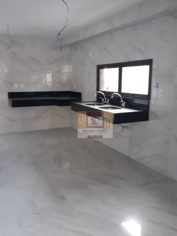 Apartamento com 4 dormitórios à venda, 235 m² por R$ 2.400.000,00 - Meireles - Fortaleza/C - Foto 11