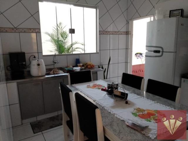 Casa com 3 dormitórios à venda por R$ 742.000 - Vila José De Paula - Mogi Guaçu/SP - Foto 14