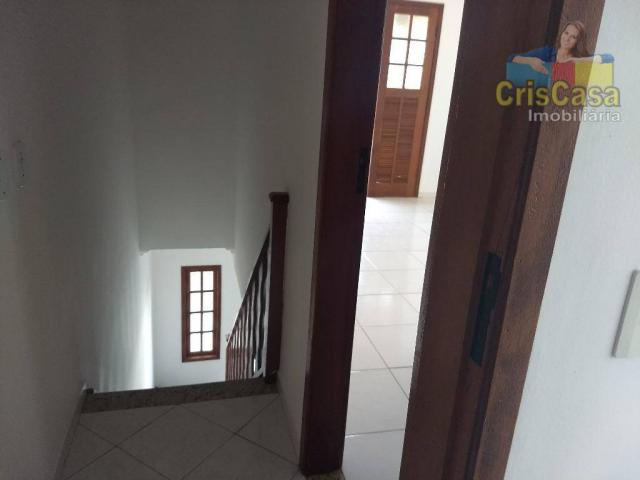 Casa com 2 dormitórios à venda, 80 m² por R$ 240.000,00 - Extensão do Bosque - Rio das Ost - Foto 4