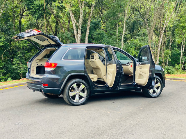 Jeep Grand Cherokee Limited V6 3.6 2015 top baixa km - Foto 6