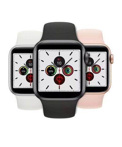 Relógio Tipo Apple Watch IWO 8 + Frete Grátis 279,99