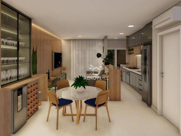 Apartamento com 2 dormitórios à venda, 64 m² - Centro - Foz do Iguaçu/PR - Foto 15
