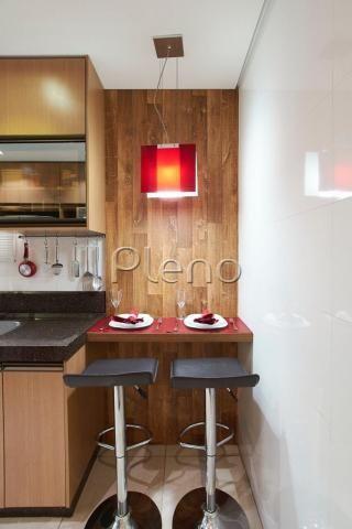Apartamento à venda com 2 dormitórios em Jardim das bandeiras, Campinas cod:AP027786 - Foto 2