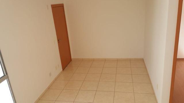 Apartamento para Locação em Uberlândia, Shopping Park, 2 dormitórios, 1 banheiro, 1 vaga - Foto 3