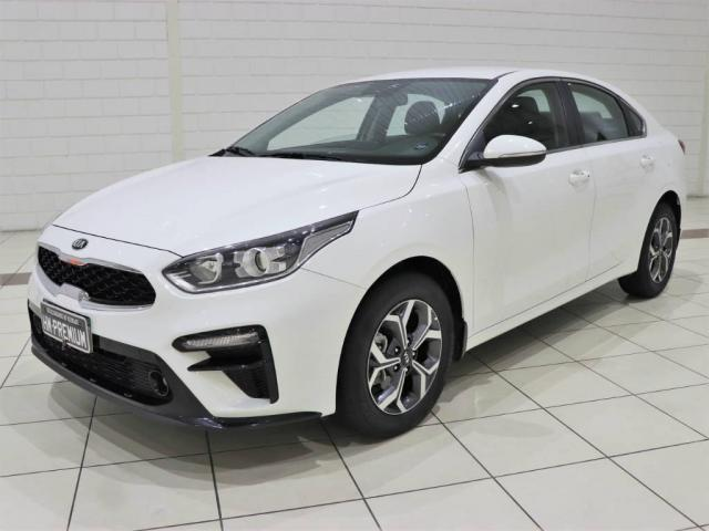 Kia Cerato SX 2.0 16V AT6