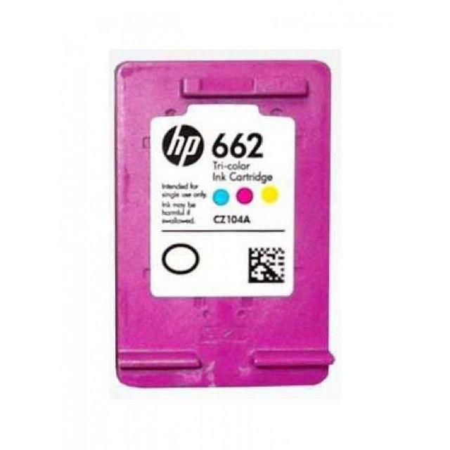 Cartucho HP 662 - Foto 2