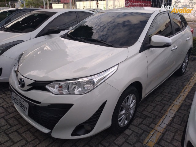 Yaris 1.5 16v flex sedan xl plus tech multdrive - Foto 3