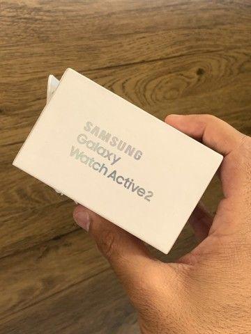 Samsung Galaxy Watch Active 2 - Até 12x no cartão! Semi novo, perfeito - Foto 2