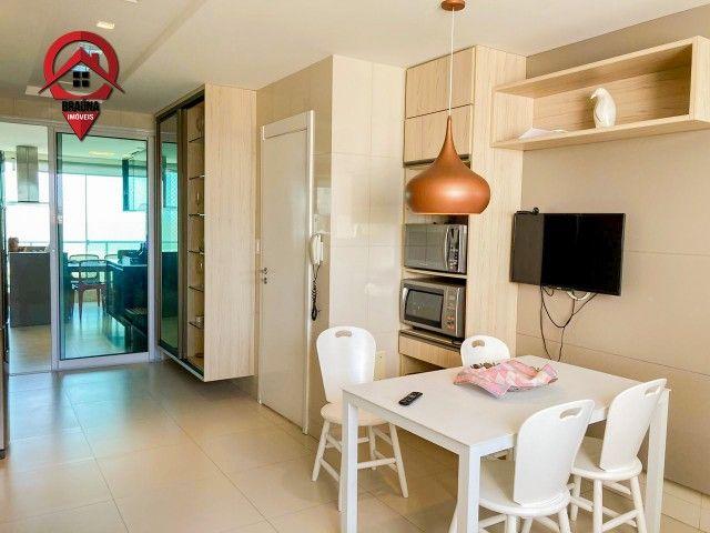 Apto com 251 m² na Península todo projetado e mobiliado