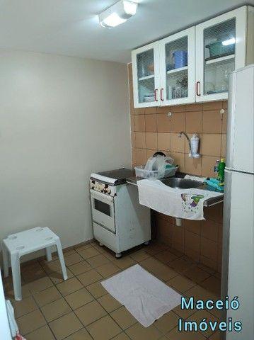 Quarto e sala mobiliado 50m², Ponta Verde - Foto 10